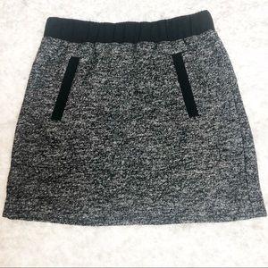 Ann Taylor Loft Wool Blend A Line Skirt Size Small